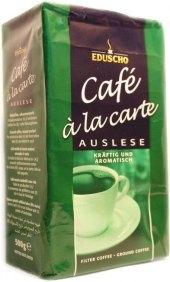 Káva a la Carte Eduscho