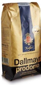 Zrnkové kávy Dallmayr
