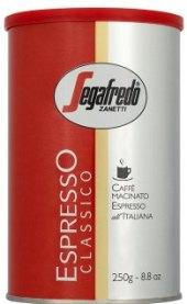 Mletá káva Espresso Classico Segafredo