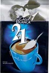 Instantní káva porcovaná 2v1 Casablanca