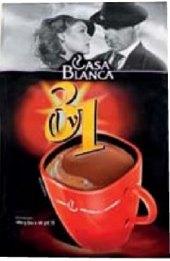 Instantní káva porcovaná 3v1 Casablanca