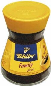 Instantní káva Tchibo Family