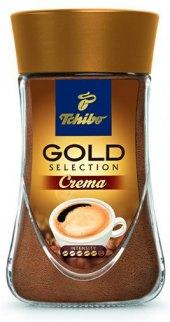 Instantní káva Crema Tchibo Gold Selection