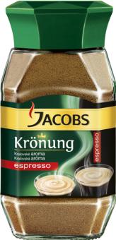 Instantní káva Jacobs Krönung Espresso