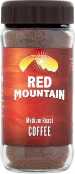 Instantní káva Medium Roast Coffee Red Mountain