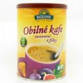 Instantní káva obilná s fíky Biolinie