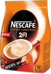 Instantní káva porcovaná 2v1 Nescafé