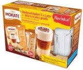 Instantní káva porcovaná Mokate - dárková sada
