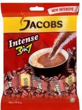Instantní káva porcovaná 3v1 Jacobs Intense