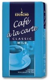Mletá káva Classic a la Carte Eduscho
