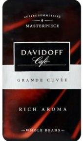 Mletá káva Grande cuvée Davidoff