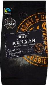 Mletá káva Kenyan Tesco Finest