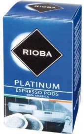 Mletá káva porcovaná Platinum Rioba
