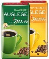 Mletá káva Jacobs Auslese