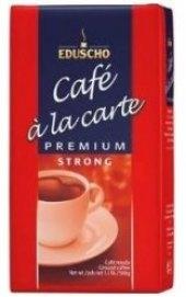 Mletá káva Premium a la Carte Eduscho
