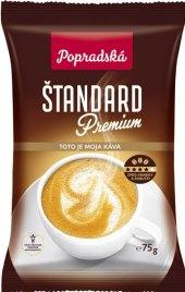Mletá káva Standard premium Popradská