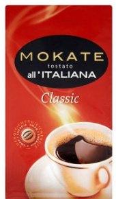 Mletá káva Tostato All'Italiana Mokate