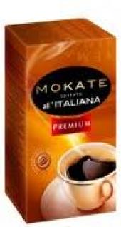Mletá káva Premium Mokate