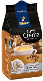 Káva porcovaná Caffe Crema Tchibo