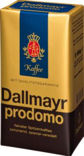 Káva Prodomo Dallmayr