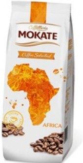 Zrnková káva Afrika Coffe Caffetteria Mokate