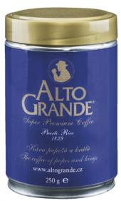 Zrnková káva Alto Grande