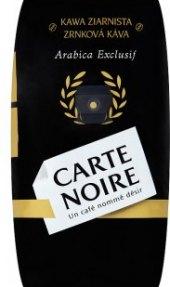 Zrnková káva Arabica Exclusif Carte Noire