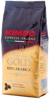 Zrnková káva Kimbo Aroma Gold