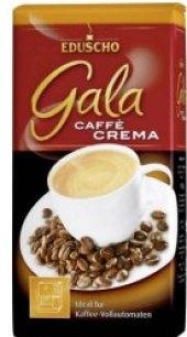 Zrnková káva Cafe Crema Eduscho Gala
