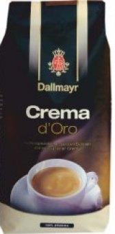 Zrnková káva Crema d'Oro Dallmayr