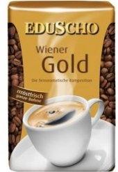 Káva zrnková Eduscho Wiener Gold