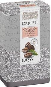 Zrnkové kávy Exquisit