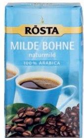 Zrnková káva Milde Bohne Rösta