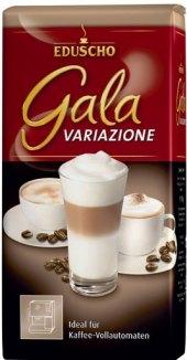 Zrnková káva Eduscho Gala