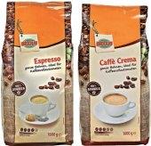 Zrnkové kávy Globus