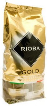Zrnková káva Gold Rioba