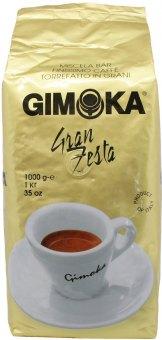 Zrnková káva Gran Festa Gimoka