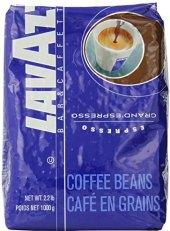 Zrnková káva Grand Espresso Lavazza