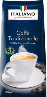 Zrnkové kávy Italiamo