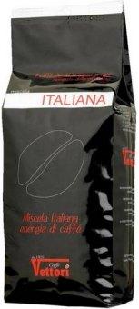 Zrnková káva Italiana Vettori