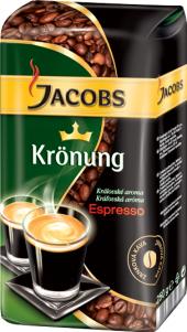 Zrnková káva Jacobs Krönung Espresso