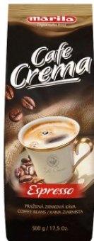Zrnková káva Crema Espresso Marila
