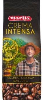 Zrnková káva Crema Intensa Marila