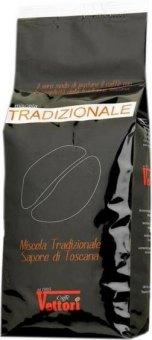 Zrnková káva Tradizionale Vettori