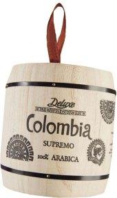 Zrnková káva v soudku Deluxe