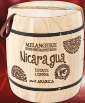 Zrnková káva v soudku Melangerie