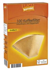 Kávové filtry Korrekt