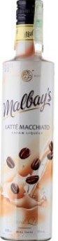 Likér kávový Latte Macchiato Malbay's