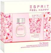 Dárková kazeta dámská Feel Happy Esprit