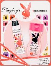 Dárková kazeta dámská Generation Playboy